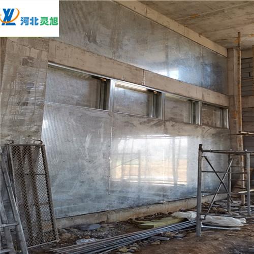 防爆墙纤维水泥复合钢板防爆墙技术性能指标