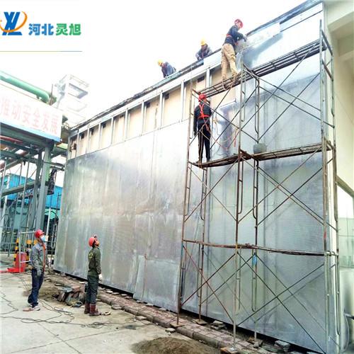 防爆墙厂家长庆石化集中管控中心化学实验室防爆墙
