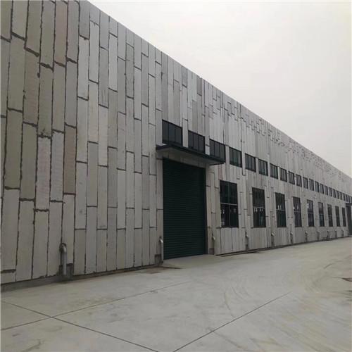 精细化工厂轻质泄压墙安装工程案例
