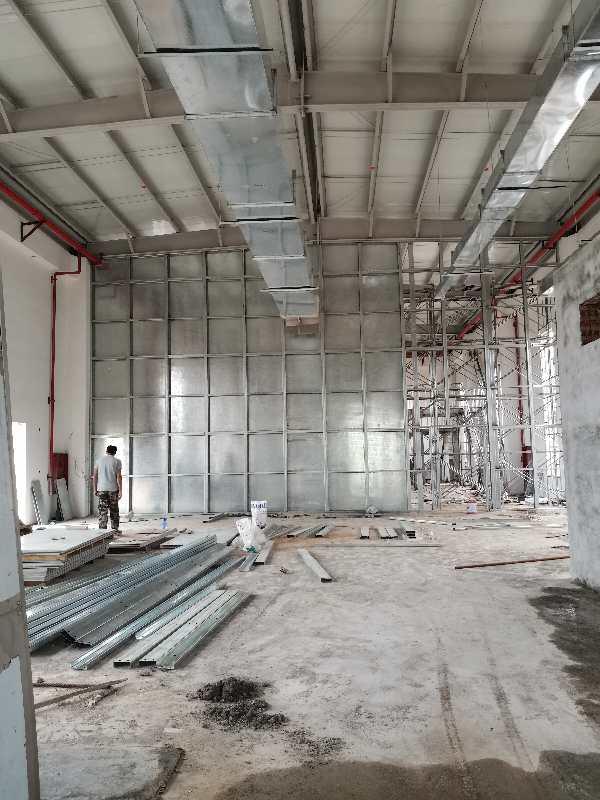安装抗爆板防爆墙用于济南水厂选用要点说明
