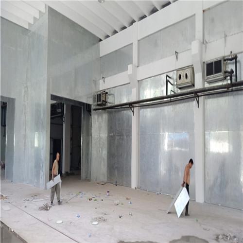 山西太原煤矿危险品仓库设计定制防爆墙