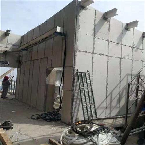 泄爆墙曲婧化肥厂纤维增强水泥板泄爆墙签约