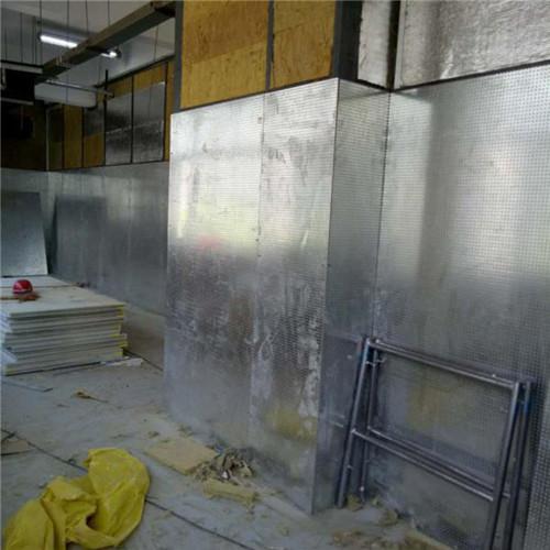 防爆墙甘孜纤维水泥复合钢板防爆墙供应