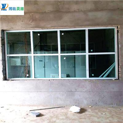 铝制防爆窗门材料说明
